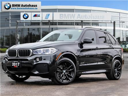 2017 BMW X5 xDrive35i (Stk: P10068) in Thornhill - Image 1 of 32