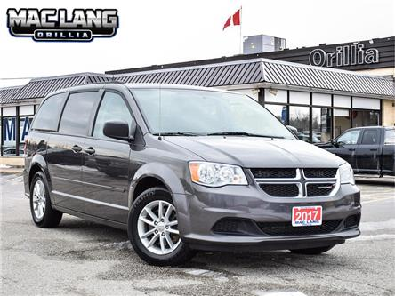 2017 Dodge Grand Caravan CVP/SXT (Stk: 13568A) in Orillia - Image 1 of 28