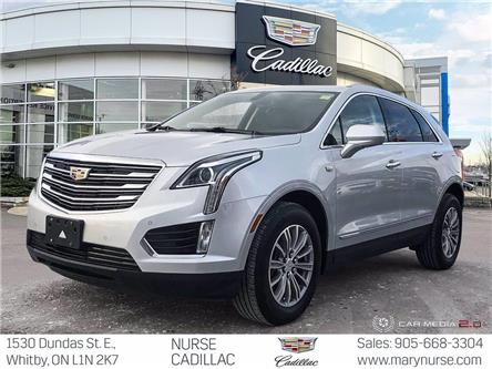 2017 Cadillac XT5 Luxury (Stk: 10X456) in Whitby - Image 1 of 26