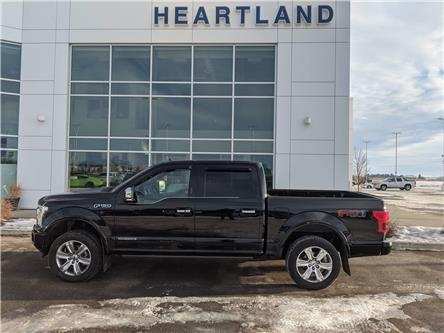 2018 Ford F-150 Platinum (Stk: B10860) in Fort Saskatchewan - Image 1 of 33
