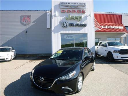2016 Mazda Mazda3 GS (Stk: MU894) in Mont-Laurier - Image 1 of 19