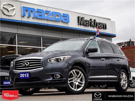 2013 Infiniti JX35 Base (Stk: Q200040A) in Markham - Image 1 of 30
