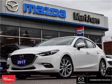 2017 Mazda Mazda3 GT (Stk: D210277A) in Markham - Image 1 of 26