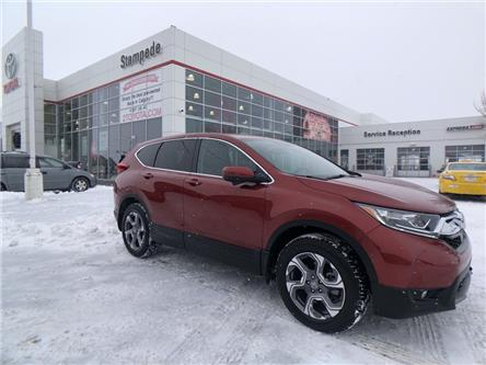2019 Honda CR-V EX-L (Stk: 9280A) in Calgary - Image 1 of 25