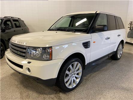 2008 Land Rover Range Rover Sport HSE (Stk: P12576) in Calgary - Image 1 of 22