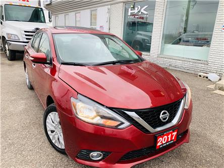2017 Nissan Sentra 1.8 SL (Stk: ) in Pickering - Image 1 of 16
