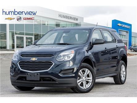 2016 Chevrolet Equinox LS (Stk: B0X035A) in Toronto - Image 1 of 19