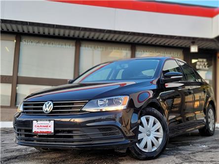 2016 Volkswagen Jetta 1.4 TSI Trendline+ (Stk: 2012382) in Waterloo - Image 1 of 19