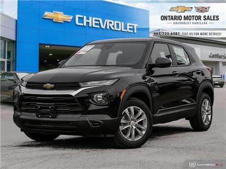 2021 Chevrolet TrailBlazer LS (Stk: T1050602) in Oshawa - Image 1 of 18