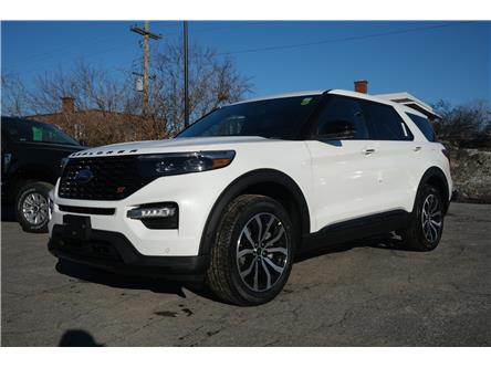 2021 Ford Explorer ST (Stk: 2100340) in Ottawa - Image 1 of 17