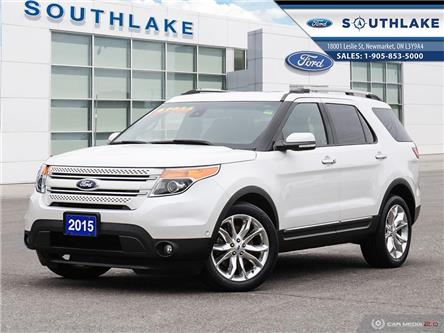 2015 Ford Explorer Limited (Stk: P51514) in Newmarket - Image 1 of 27