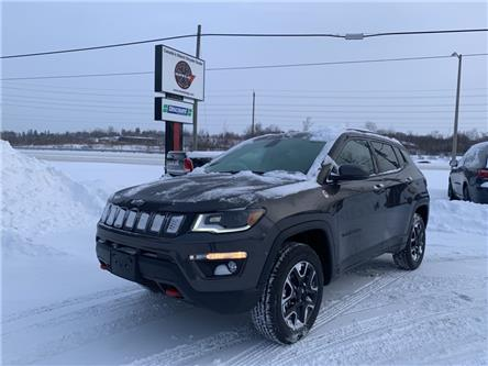 2021 Jeep Compass Trailhawk (Stk: 6724) in Sudbury - Image 1 of 20