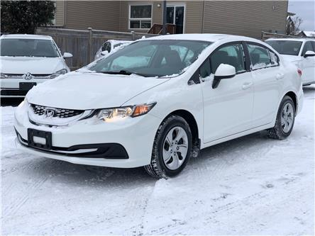 2013 Honda Civic LX (Stk: 21111) in Rockland - Image 1 of 16