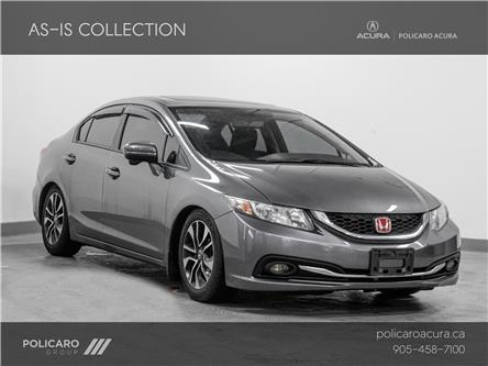 2015 Honda Civic EX (Stk: 017841T) in Brampton - Image 1 of 19