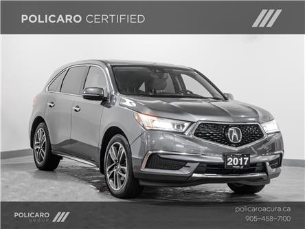 2017 Acura MDX Technology Package (Stk: 503287T) in Brampton - Image 1 of 22