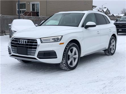 2019 Audi Q5 45 Progressiv (Stk: 21109A) in Rockland - Image 1 of 29