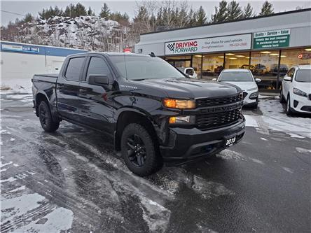 2019 Chevrolet Silverado 1500 Silverado Custom (Stk: DF1851) in Sudbury - Image 1 of 18