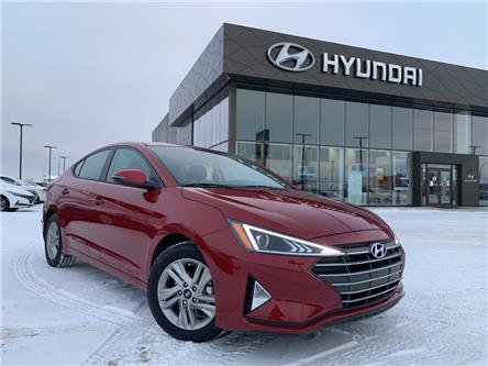 2020 Hyundai Elantra Preferred (Stk: 40103A) in Saskatoon - Image 1 of 22