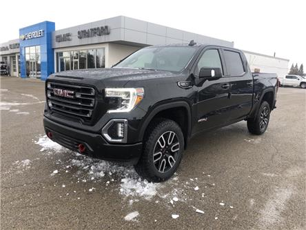 2021 GMC Sierra 1500 AT4 (Stk: T3921) in Stratford - Image 1 of 10