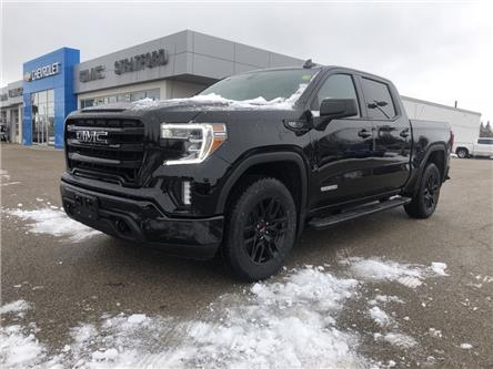 2021 GMC Sierra 1500 Elevation (Stk: T3907) in Stratford - Image 1 of 10