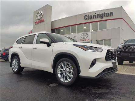 2021 Toyota Highlander Limited (Stk: 21220) in Bowmanville - Image 1 of 7