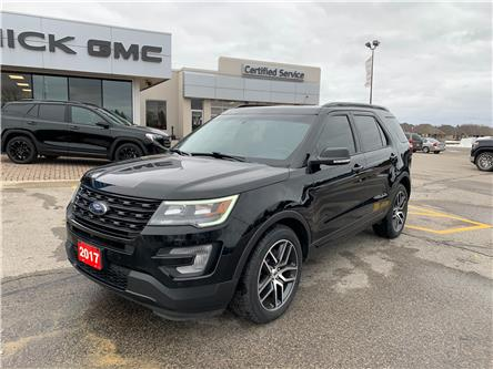 2017 Ford Explorer Sport (Stk: E31089) in Strathroy - Image 1 of 7