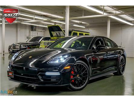 2019 Porsche Panamera GTS (Stk: ) in Oakville - Image 1 of 34