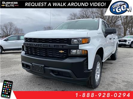 2021 Chevrolet Silverado 1500 Work Truck (Stk: 21-0226) in LaSalle - Image 1 of 8