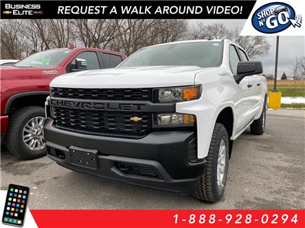 2021 Chevrolet Silverado 1500 Work Truck (Stk: 21-0216) in LaSalle - Image 1 of 8