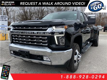 2021 Chevrolet Silverado 3500HD LTZ (Stk: 21-0206) in LaSalle - Image 1 of 12