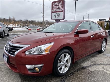 2014 Nissan Altima 2.5 SV (Stk: 223394) in Cambridge - Image 1 of 23