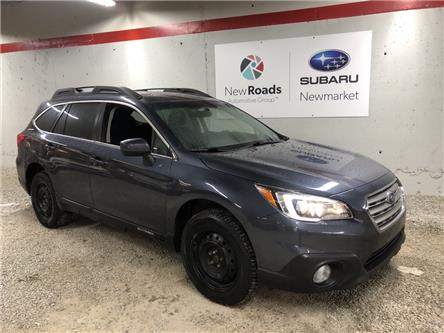 2017 Subaru Outback 2.5i (Stk: P871) in Newmarket - Image 1 of 10