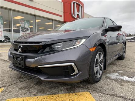 2021 Honda Civic LX (Stk: 21035) in Simcoe - Image 1 of 18