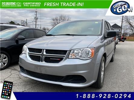 2016 Dodge Grand Caravan SE/SXT (Stk: 21-0046A) in LaSalle - Image 1 of 5