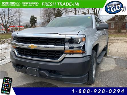 2017 Chevrolet Silverado 1500  (Stk: 20-0322A) in LaSalle - Image 1 of 5