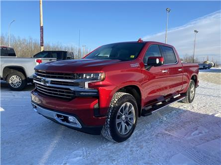 2021 Chevrolet Silverado 1500 High Country (Stk: T2124) in Athabasca - Image 1 of 25