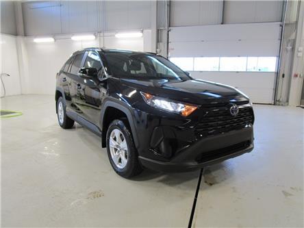 2021 Toyota RAV4 Hybrid LE (Stk: 219044) in Moose Jaw - Image 1 of 31