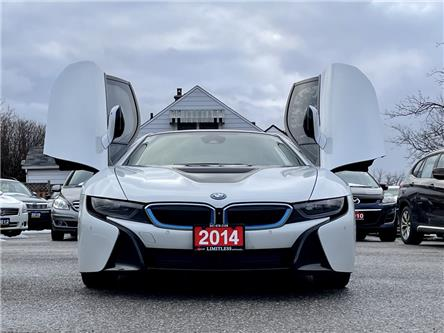 2014 BMW i8  (Stk: 20-089) in Ajax - Image 1 of 27