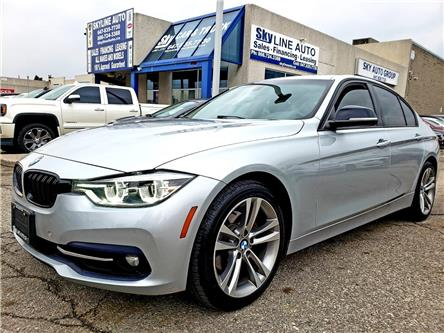 2016 BMW 320i xDrive (Stk: ) in Concord - Image 1 of 29