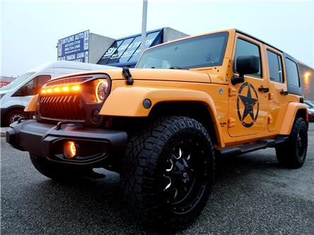 2012 Jeep Wrangler Unlimited Sahara (Stk: ) in Concord - Image 1 of 29