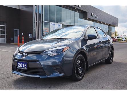 2016 Toyota Corolla LE (Stk: U985) in Burlington - Image 1 of 20