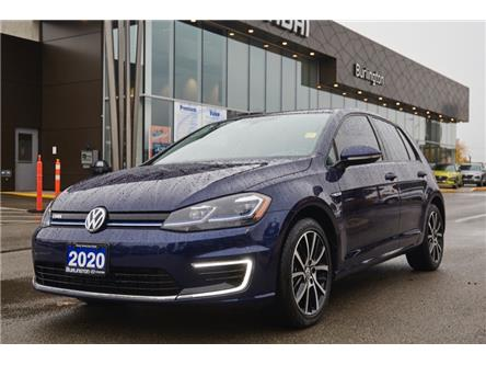2020 Volkswagen e-Golf Comfortline (Stk: N2504A) in Burlington - Image 1 of 26