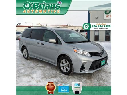 2020 Toyota Sienna CE 7-Passenger (Stk: 13886A) in Saskatoon - Image 1 of 23