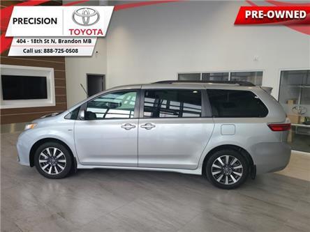 2019 Toyota Sienna LE 8 Passenger (Stk: 210931) in Brandon - Image 1 of 27