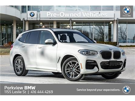 2020 BMW X3 xDrive30i (Stk: PP9585) in Toronto - Image 1 of 22