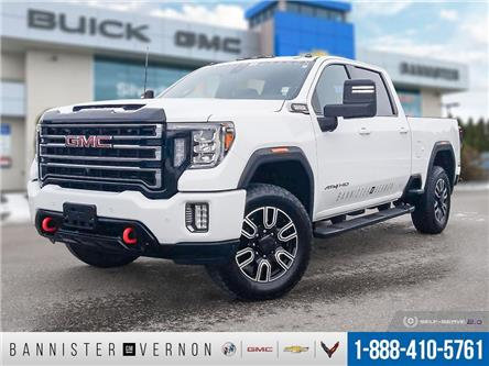 2020 GMC Sierra 3500HD AT4 (Stk: P20693) in Vernon - Image 1 of 26