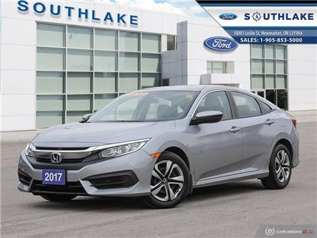 2017 Honda Civic LX (Stk: P51429) in Newmarket - Image 1 of 25