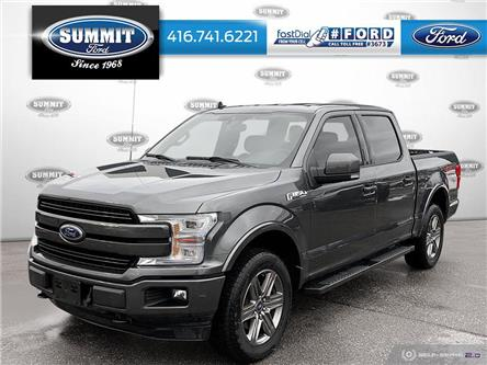 2020 Ford F-150 Lariat (Stk: P21966) in Toronto - Image 1 of 25