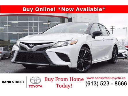 2020 Toyota Camry XSE (Stk: 28335) in Ottawa - Image 1 of 24