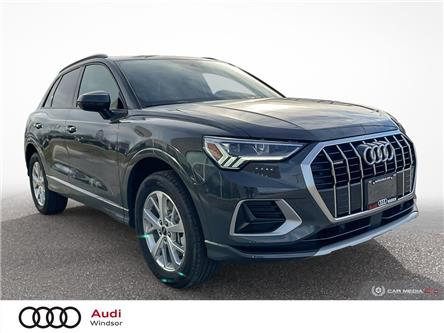 2021 Audi Q3 45 Komfort (Stk: 21044) in Windsor - Image 1 of 27